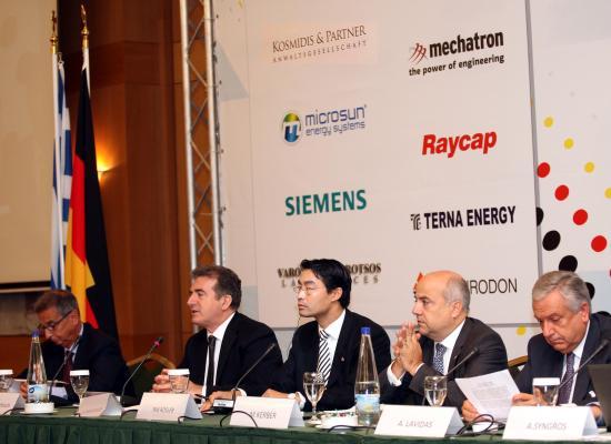 Griechisch-Deutsches Business-Forum Oktober 2011