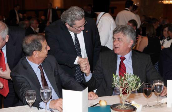 Neujahrsveranstaltung der AHK in Athen in Griechenland am 13.01.2012