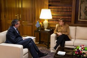 Samaras Merkel