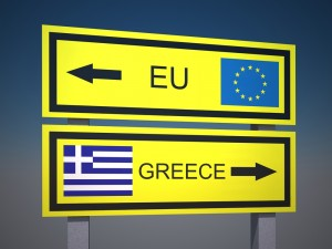 Griechenland Schengenraum