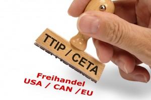 Freihandelsabkommen TTIP CETA