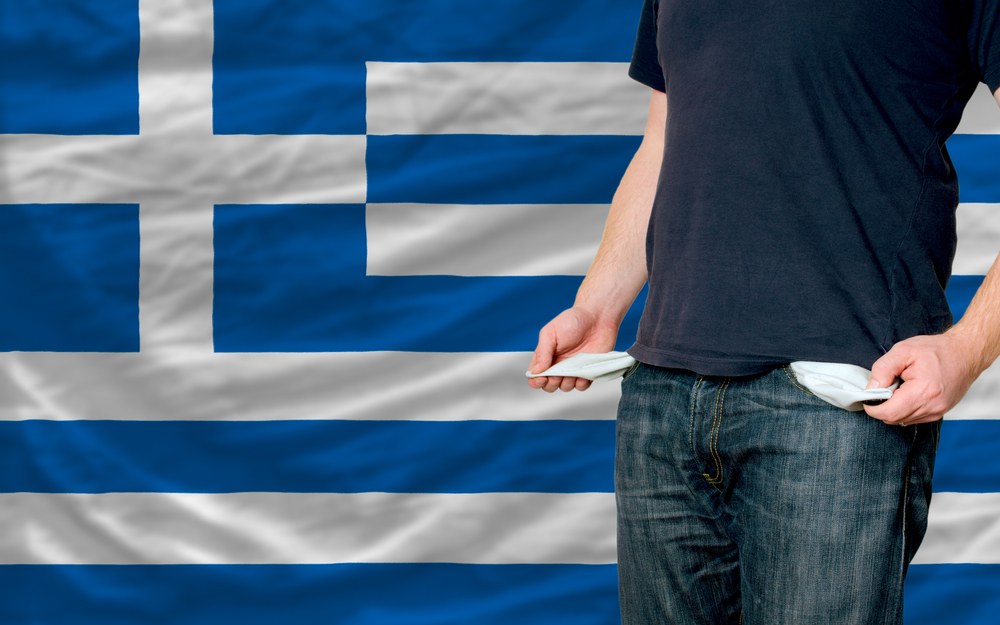 Niedrige Löhne privater Sektor Griechenland