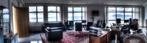 Büroraum der Kosmidis + Partner Anwaltsgesellschaft
